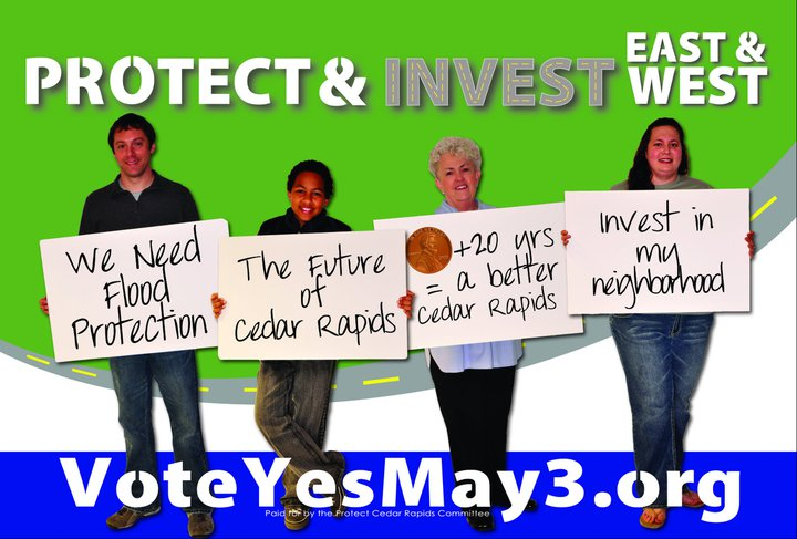 Vote Yes Campaign with Cam