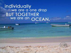 teamwork ocean