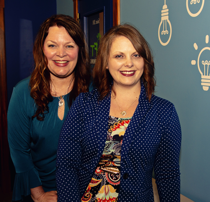 Iowa secretary of state featured Epiphany Marketing Christa Nelson and Anna Patty