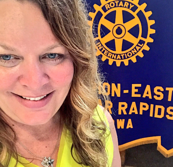 Nelson Appointed Co-Chair of Evening Rotary Club