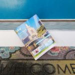 thin phonebook on doorstep