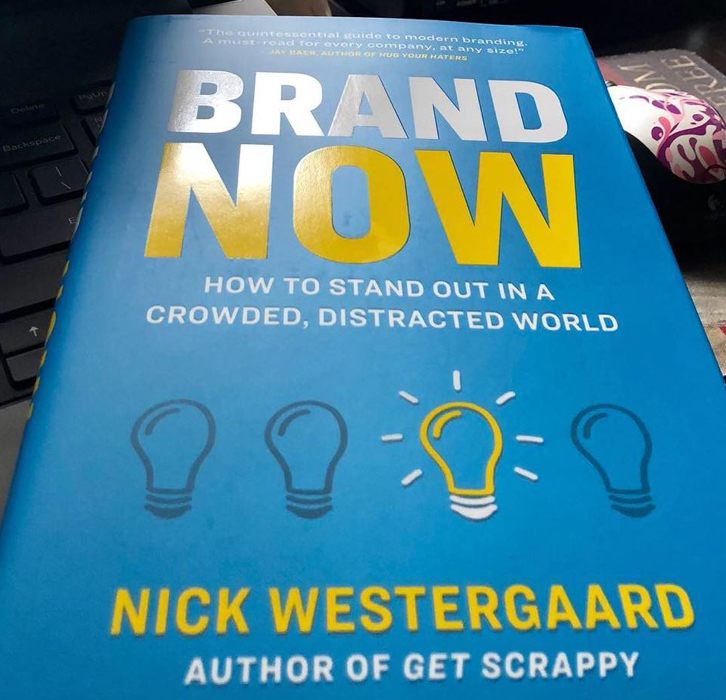 Brand Now Nick Westergaard Book Review