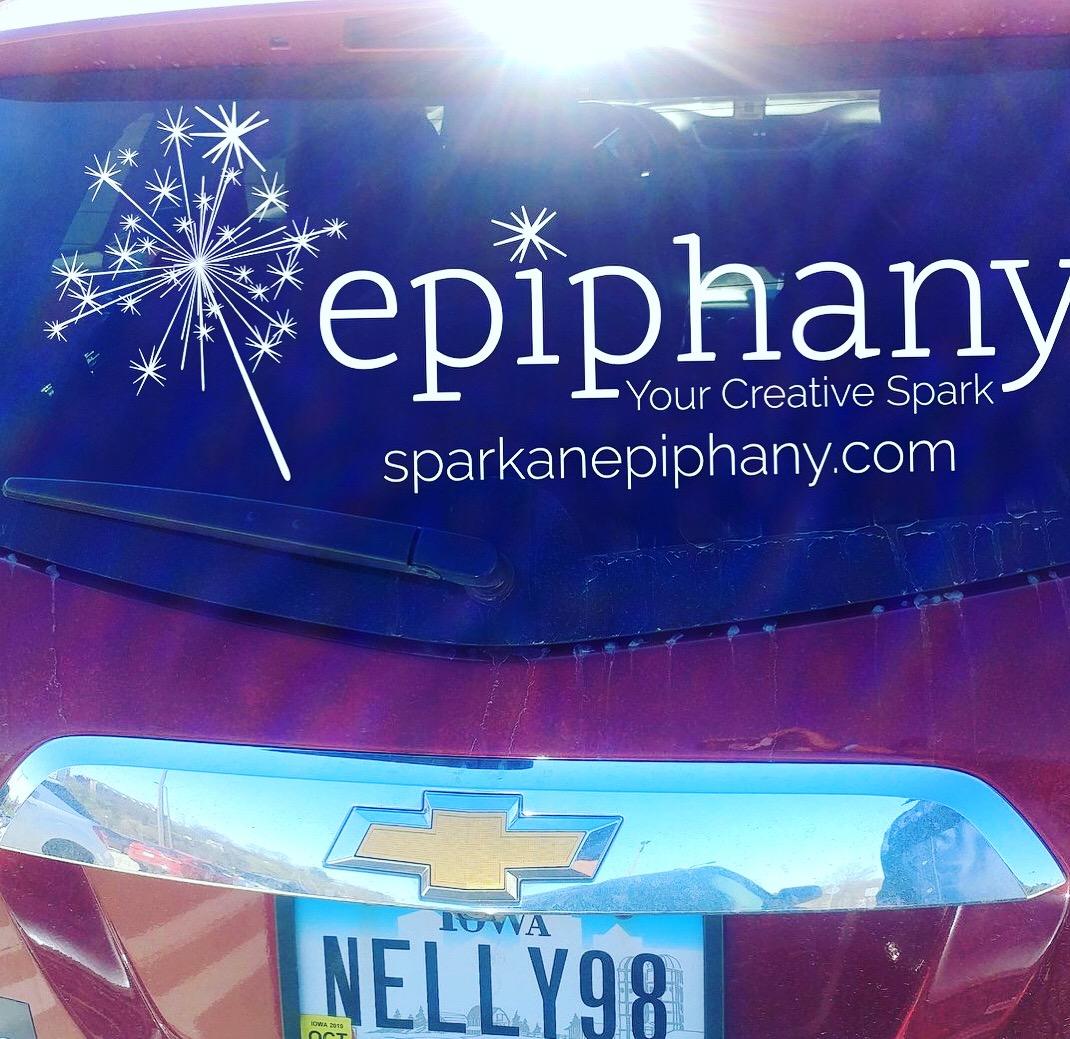 Epiphany – Vehicle Tattoo