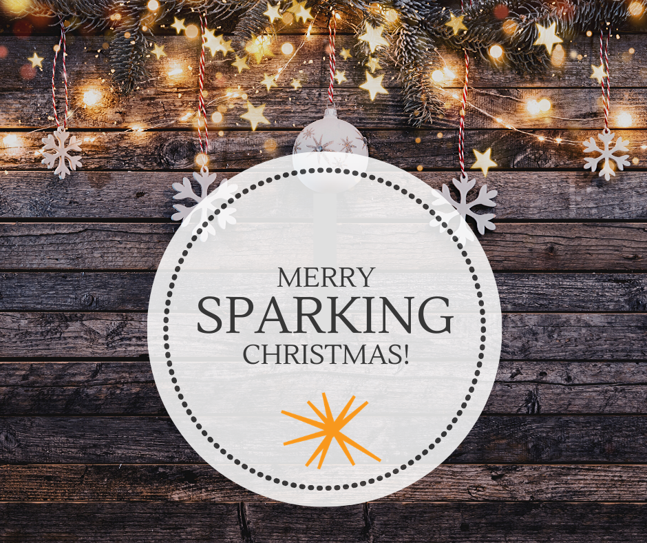 Merry SPARKING Christmas From your SPARK Team!
