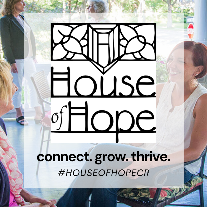 4 Sparking Weeks for House of Hope
