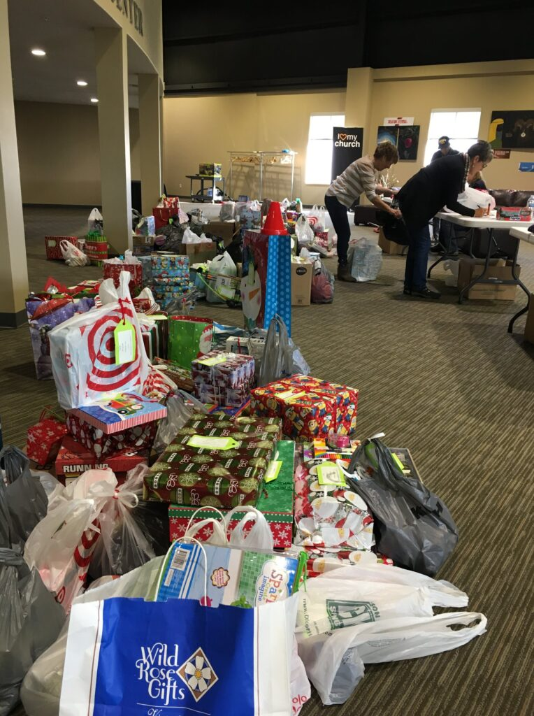 Marion Cares Holiday drive
